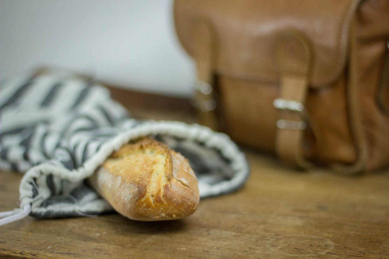 La poche à pain (en tissu)