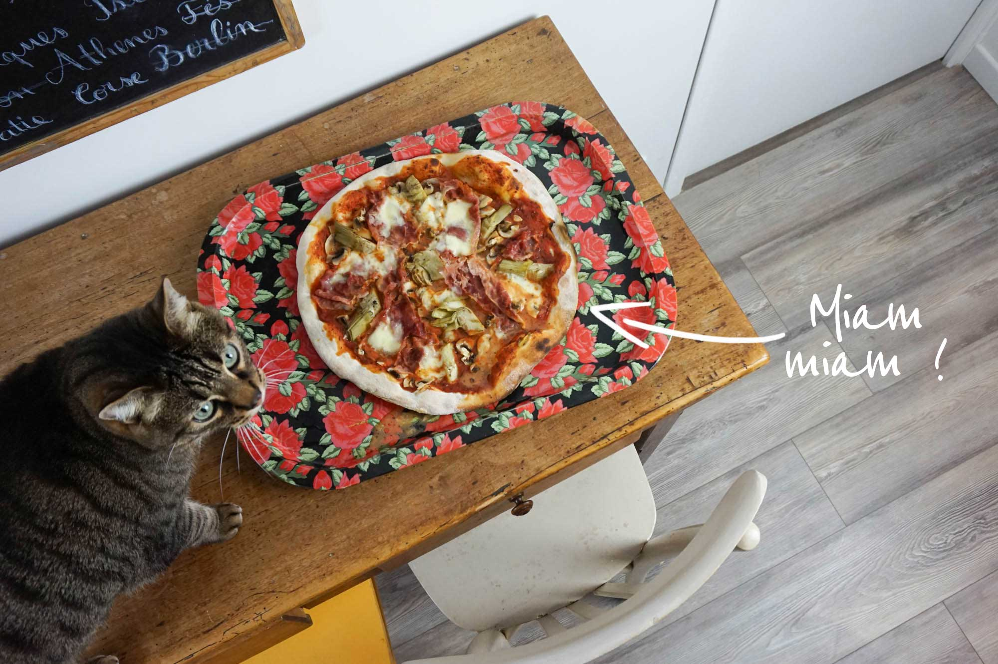 La pizza Zero Dechet