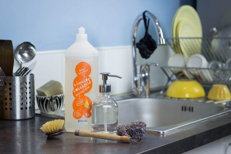 Le liquide vaisselle en vrac