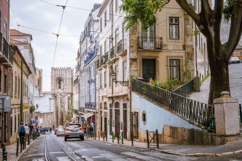 Les rues lisboètes